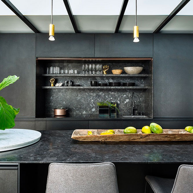 Sleek, Sexy and Sophisticated: Introducing The Black Box Kitchen